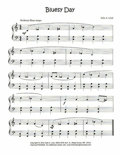 Free Downloadable Music Paper Sheet For Piano