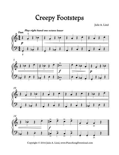Creepy Music