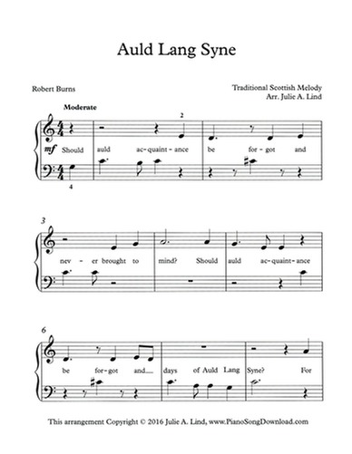 photo about Auld Lang Syne Lyrics Printable called Auld Lang Syne (Contemporary Yrs Eve music) with lyrics and absolutely free